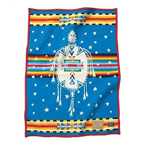 Pendleton Sons of the Sky Crib Blanket. Native American P...