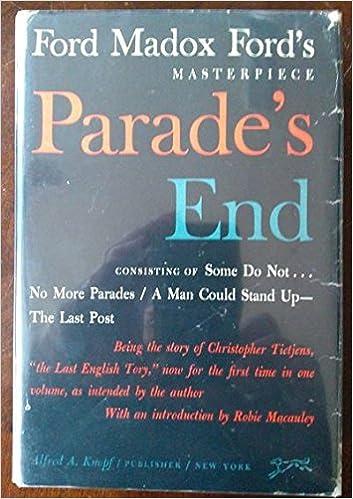 Book parades end