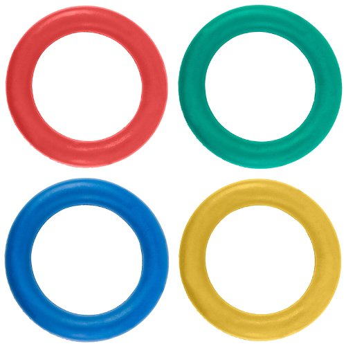 Uk Stock Kids Ring Toss Party Fun Swimming Pool Summer Games Quoits Set Of 4 by Only Swim OnlySwim