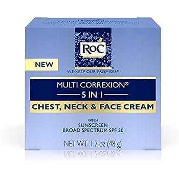 Amazon.com: RoC Multi Correxion 5 in 1 Anti-Aging Chest
