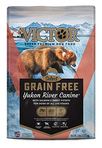 VICTOR Select - Grain Free Yukon River Canine, Dry...