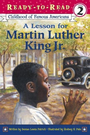 Download A Lesson for Martin Luther King Jr. (Ready-To-Read) pdf epub