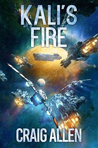 Kali's Fire (Kali Trilogy Book 2)