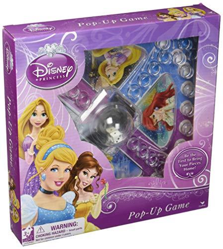[해외]디즈니 공주 팝업 보드 게임 / Disney Princess Pop-up Board Game