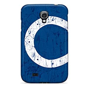 MKmarket POLpRup-9365 Case Cover Skin For Galaxy S4 (indianapolis Colts)