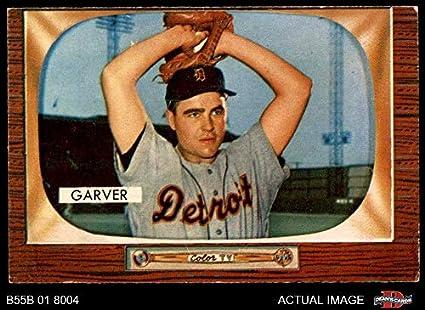 Amazoncom 1955 Bowman 188 Ned Garver Detroit Tigers Baseball