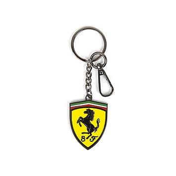 Scuderia Ferrari Fórmula 1 - Llavero con escudo metálico ...