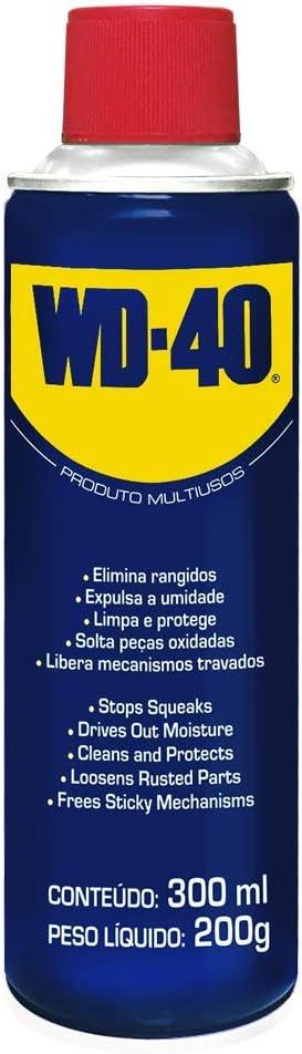 WD-40 Spray Produto Multiuso 300ml
