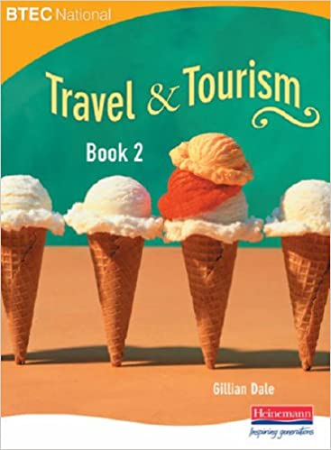 Book BTEC National Travel and Tourism - Book 2