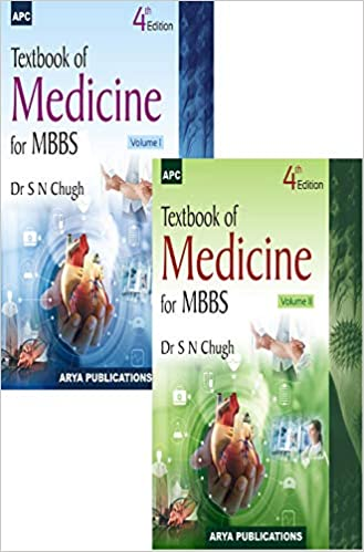 Buy Textbook of Medicine for MBBS (Set of 2 Volumes) Book
