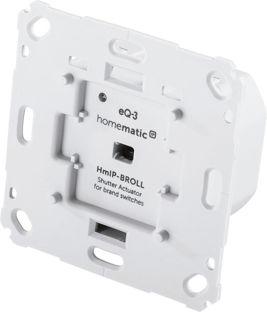 Homematic IP Schalt-Mess-Aktor fü r Markenschalter, 142720A0A eQ-3 AG