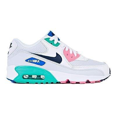 4f8af3884c0 Nike Unisex Air Max 90 Mesh (GS) Sneaker Low: Amazon.de: Schuhe ...