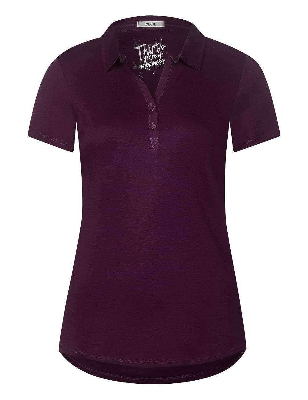 Cecil Damen Poloshirt 313339 Nele
