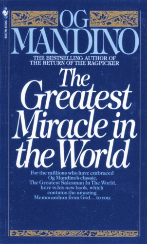 : The Greatest Miracle in the World