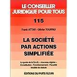 SOCIÉTÉ PAR ACTIONS SIMPLIFIÉE (LA) : S.A.S.