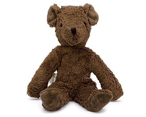 Senger Stuffed Animals - Teddy Bear - Handmade 100% Organic Toy (Brown - 12 Inches Tall) by Senger Tierpuppen