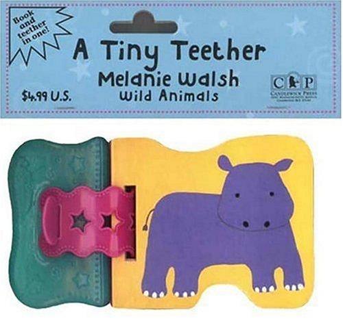 A Tiny Teether: Wild Animals (Tiny Teethers) pdf epub
