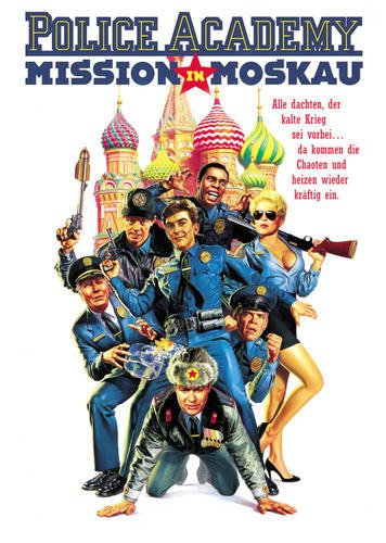 Police Academy 7 - Mission in Moskau Film