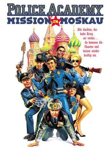 Police Academy 7 - Mission in Moskau Film