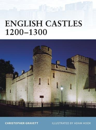 Download English Castles 1200–1300 (Fortress) pdf