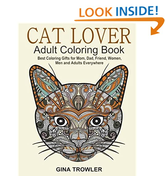 excellent inspiration ideas cool cat houses. Cat Lover  Adult Coloring Book Best Gifts for Mom Dad Friend Women Men and Adults Everywhere Beautiful Cats Stress Relieving Patterns Lovers Amazon com