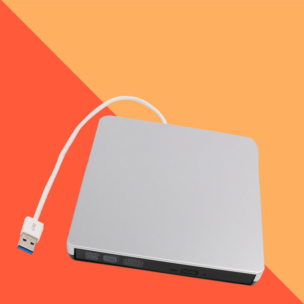 Ocamo USB 3.0 8X DVD Writer External DVD Burner Drive for PC Desktop Laptop