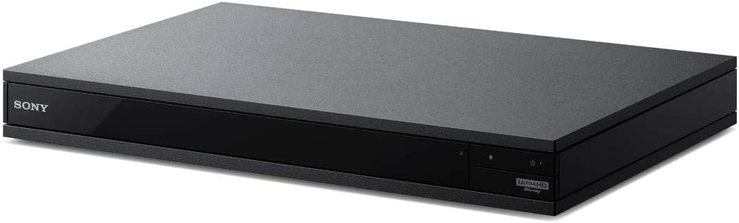 Sony UBP-X800M2, Reproductor de Blu-Ray, 4K, Negro
