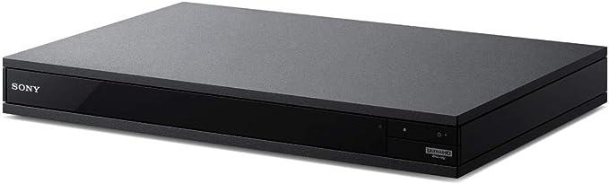 Sony Ubp X800m2 4k Ultra Hd Blu Ray Player Schwarz Elektronik