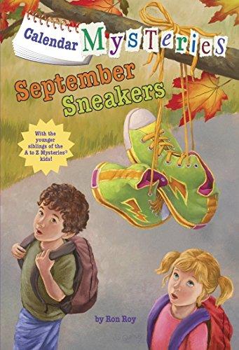 Calendar Mysteries #9: September Sneakers (Ghost Sneaker)