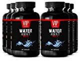 Corn Silk - Water Away Pills - Weight Management Women - 6 Bottles 360 Capsules