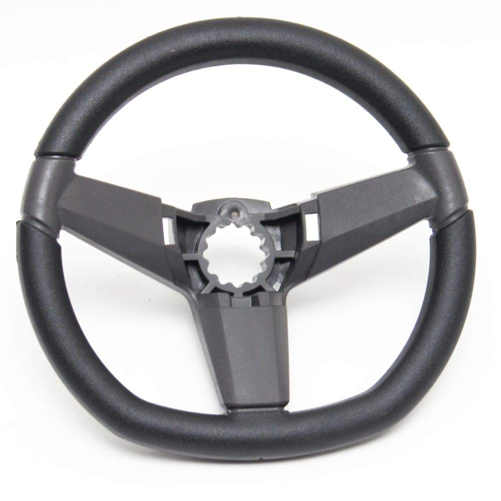 Husqvarna 414656X498 Lawn Tractor Steering Wheel Genuine Original Equipment Manufacturer (OEM) Part by Husqvarna