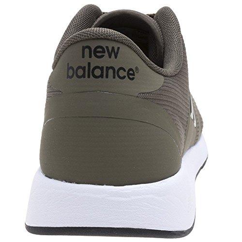 New Balance 420 Homme Baskets Mode Khaki Khaki|green C5p67CPfr