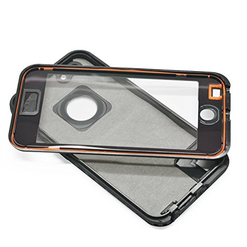 iPhone 6 (4,7) - iProtect Custodia impermeabile Outdoor Case protezione in nero