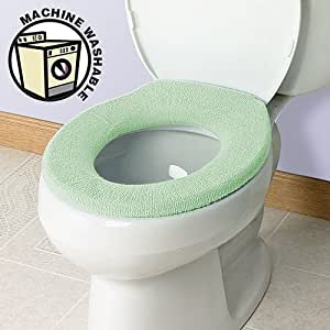 Miles Kimball Toilet Seat Cover Sets Cloth Toilet Seat