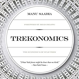 Trekonomics Audiobook