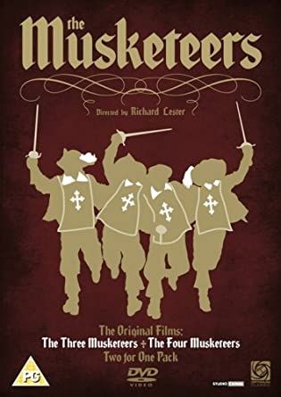 Musketeers Two for One Set [Reino Unido] [DVD]: Amazon.es ...