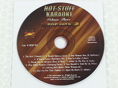 HOT STUFF KARAOKE VOL 3 -