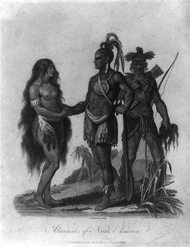 Photo: Aborigines of North America