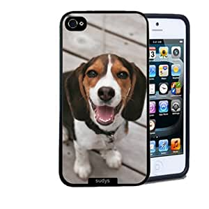 iPhone 5 5S Case ThinShell TPU Case Protective iPhone 5 5S Case Shawnex Beagle Puppy Cute Beagle