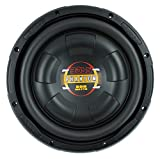 Boss 10'' 800W Shallow Slim Car Audio Subwoofer Power Sub Woofer Flat D10F