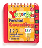 Yes or No Preschool Counting 1-2-3, Klutz Press Staff, 1591740002