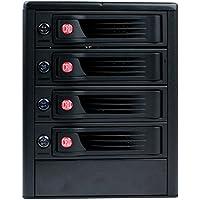 CRU 35410-1730-0000 RTX RTX410-XJ DAS Array - 4 x HDD Supported - 4 x Total Bays - Serial ATA/600, 6Gb/s SAS - Mini-SAS Tower
