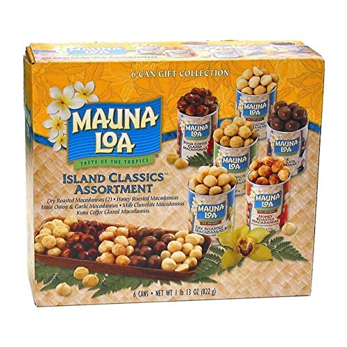 - Mauna Loa Island Classics Assortment, 1 Lb 13 Ounce by Mauna Loa