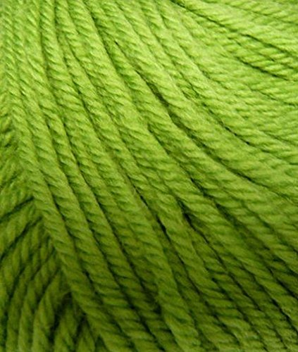 Apple Yarn (Cascade 220 Superwash 0802 Green Apple Yarn)