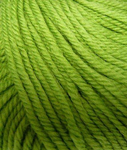 Yarn Apple (Cascade 220 Superwash 0802 Green Apple Yarn)