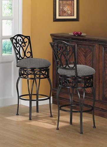 Amazoncom Chase 30 Inch Bar Stools Pack Of 2 Kitchen Dining