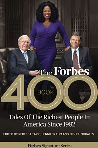400 Gate - The Forbes 400 Book: Tales Of The Richest People In America Since 1982