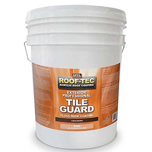 Anvil Tile Guard Gloss Roof Coating (Tudor Brown)
