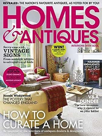 Amazon com: Homes & Antiques Magazine: Kindle Store