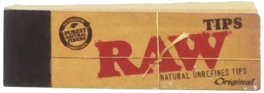 RAW Rolling Paper Tips Filtro 5Piezas (5x 50) 2